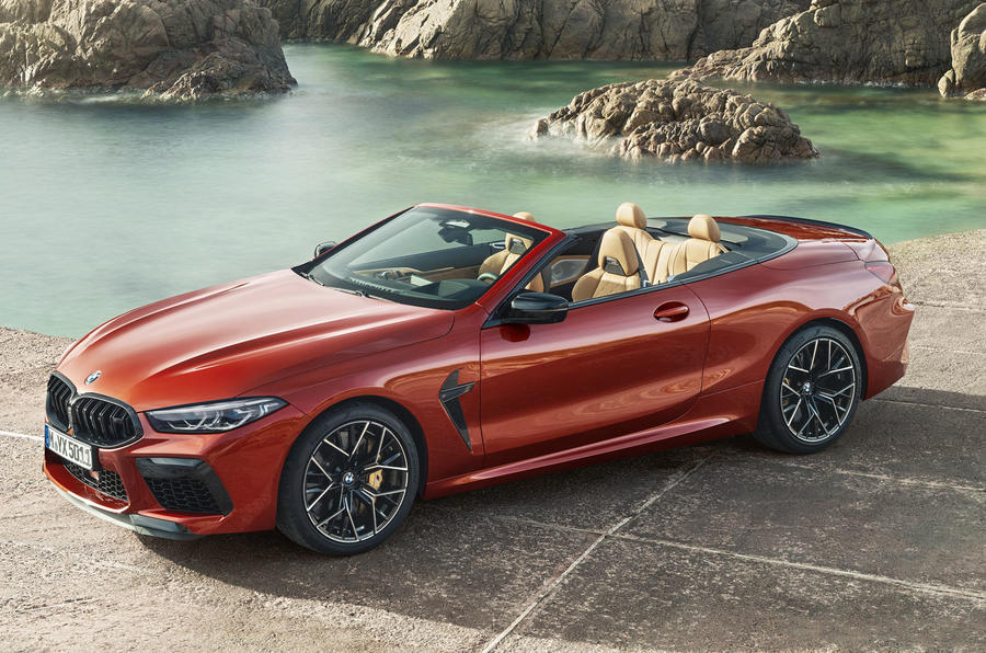 PhotoGallery: BMW M8 Competition Convertible image gallery