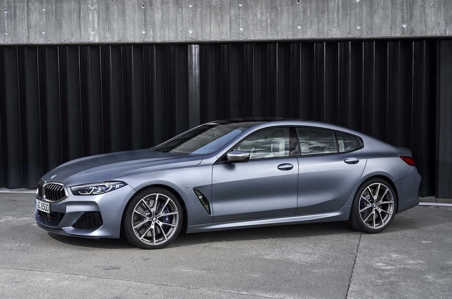 PhotoGallery: 2019 BMW 8 Series Gran Coupe image gallery