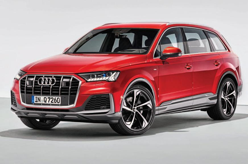 2019 Audi Q7 facelift image gallery - Autocar India