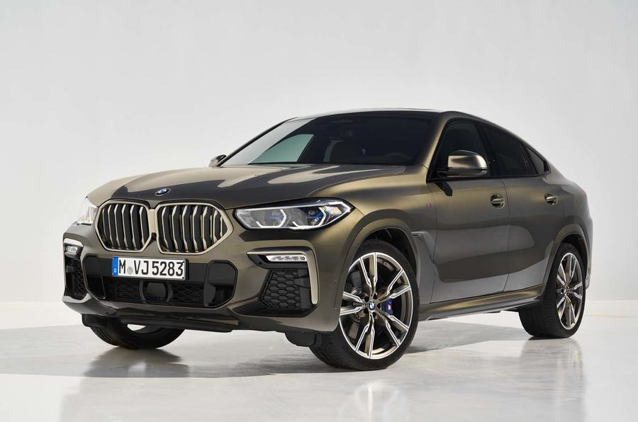 PhotoGallery: 2019 BMW X6 image gallery