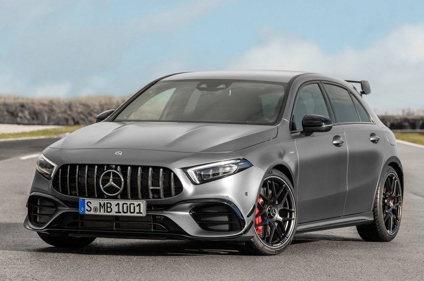 PhotoGallery: 2019 Mercedes-AMG A 45 S image gallery