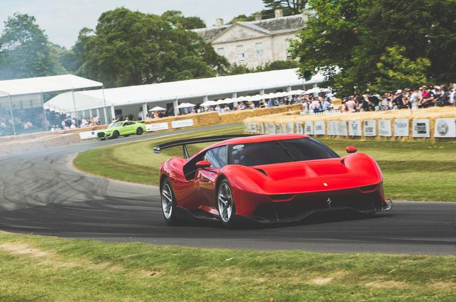 2019 Goodwood Festival of Speed image gallery