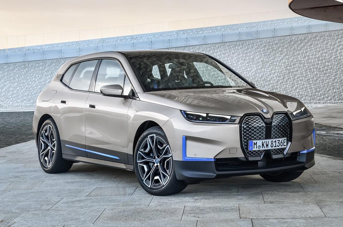 2021 BMW iX electric SUV image gallery - Autocar India