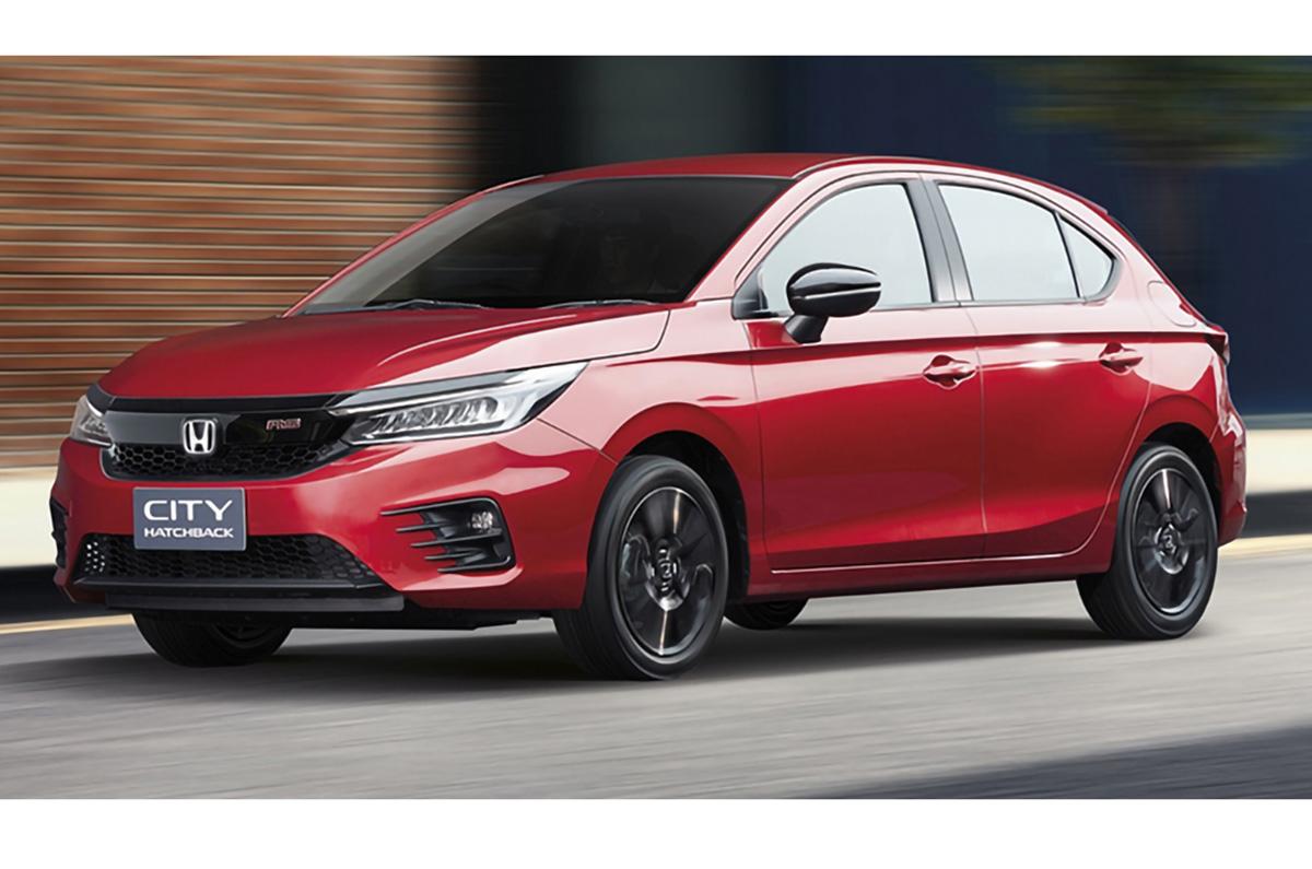 2021 Honda City hatchback image gallery - Autocar India