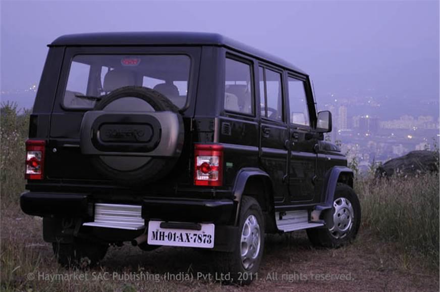 Mahindra Bolero ZLX review, test drive - Autocar India