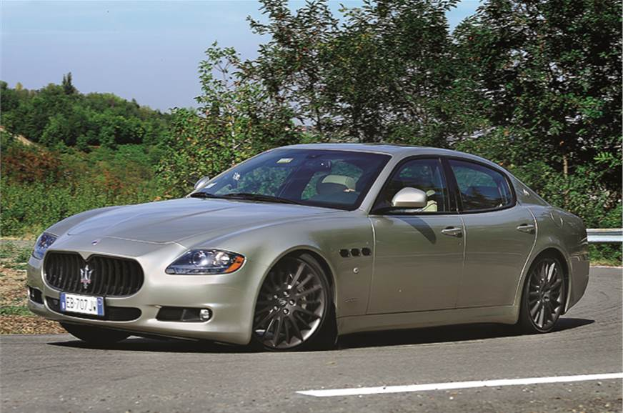 Maserati Quattroporte Sport Gt S Awards Edition Autocar India
