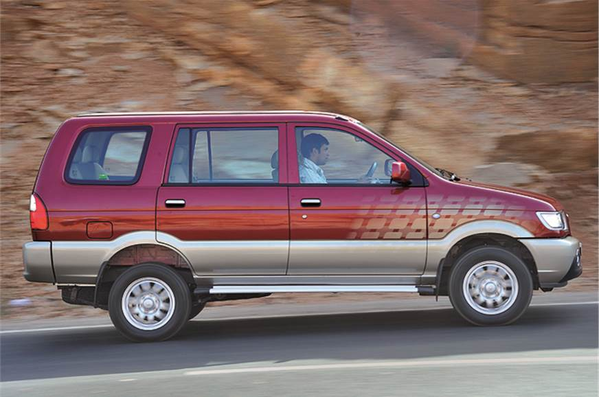 Chevrolet Tavera Neo 3 review, test drive - Autocar India