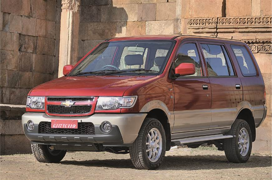 Chevrolet Tavera Neo 3 Review Test Drive Autocar India