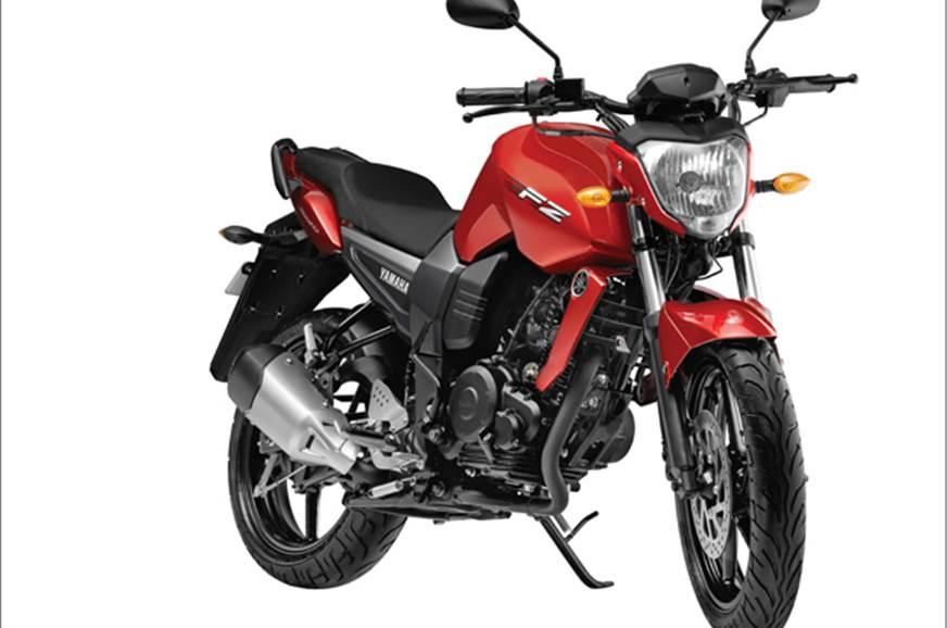 Yamaha FZ range gets visual updates - Autocar India