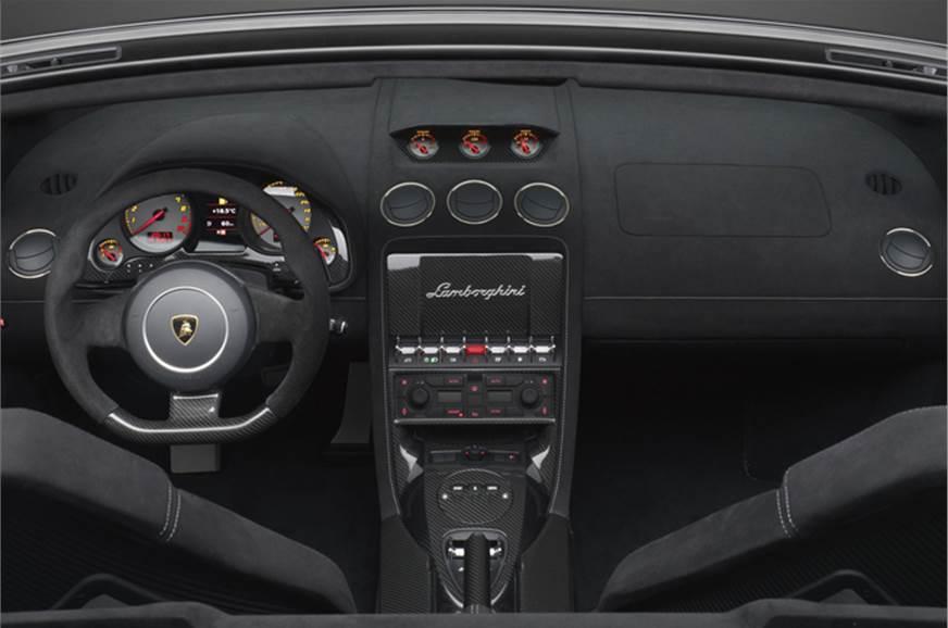 Lamborghini Gallardo Performante Review Test Drive Autocar India