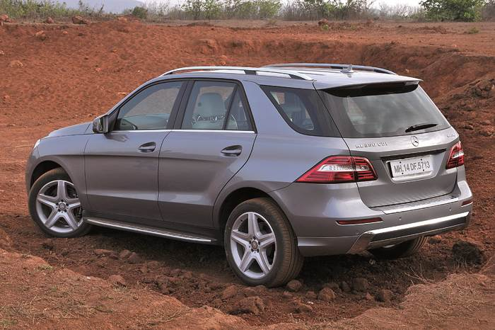 New Mercedes Ml 350 Cdi Review Test Drive Autocar India