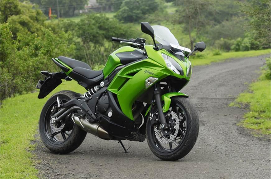 New Kawasaki Ninja 650 Review Test Drive And Video Autocar India