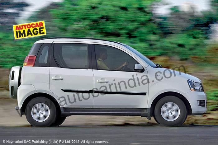 Mahindra Quanto Prices May Start At Rs 6 Lakh Autocar India