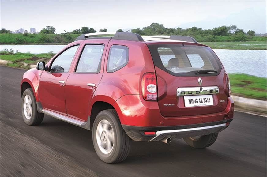 Renault Duster review, test drive - Autocar India