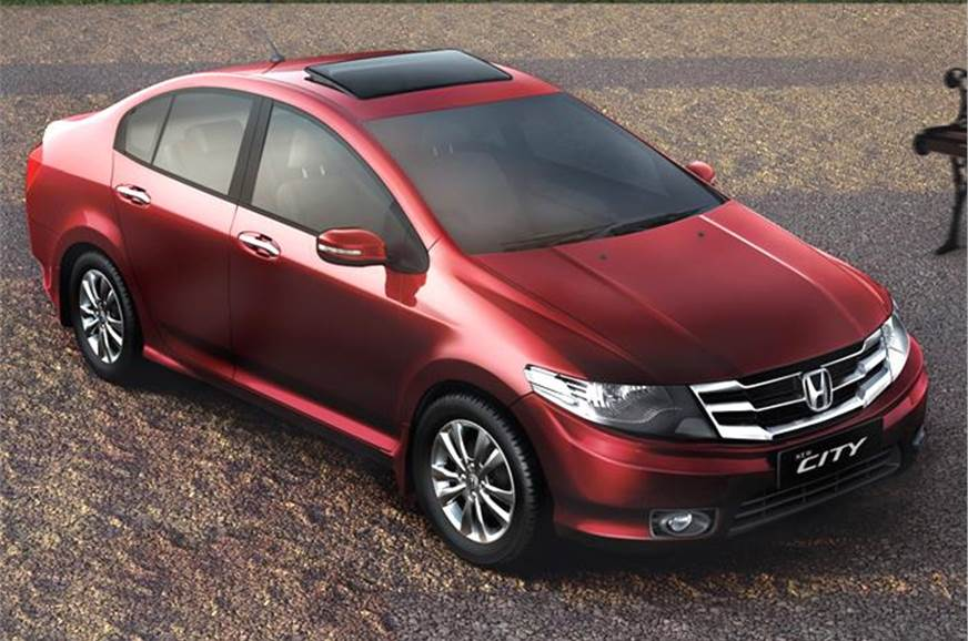 Honda City CNG Launched