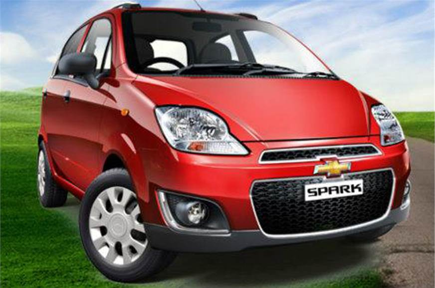 Chevrolet Spark Facelift Launched Autocar India