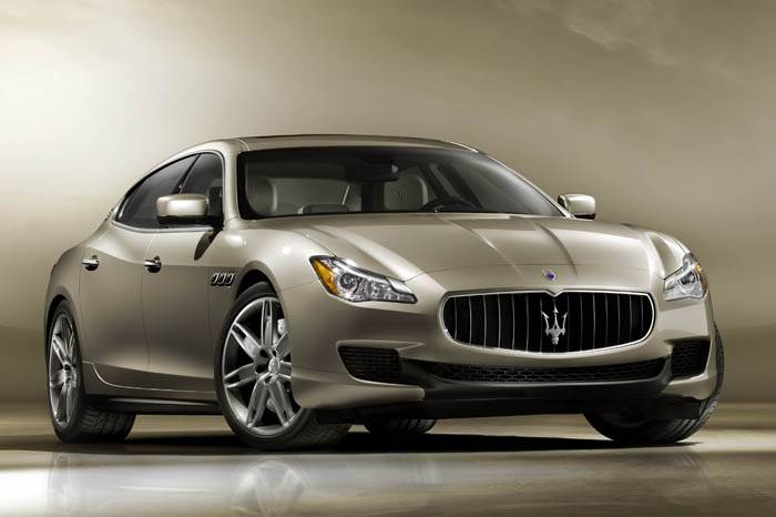 New Maserati Quattroporte Revealed Autocar India