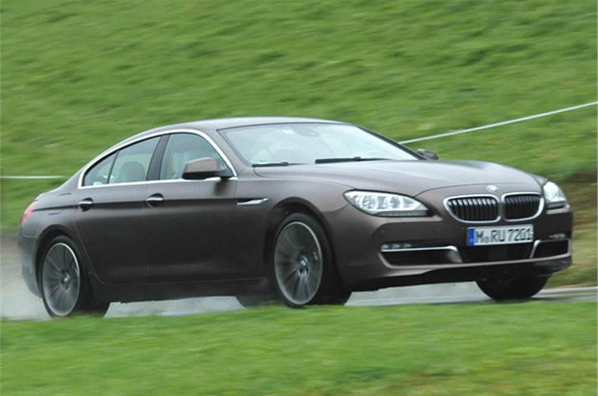 2012 BMW 640d Gran Coupé review, test drive - Autocar India
