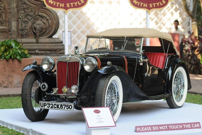 India S Finest Vintage Cars Coming To Mumbai Autocar India