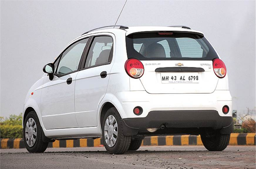 Chevrolet Spark Facelift Review Test Drive Autocar India