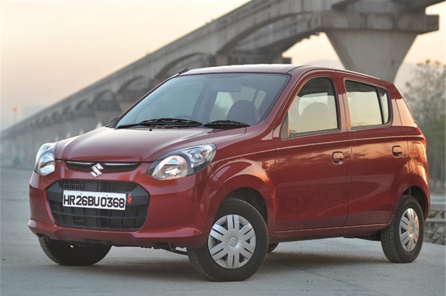 Maruti Suzuki Alto Lxi Price In Pune