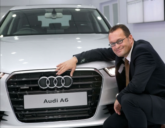 Audi Races Past BMW To Number One Spot Autocar India - Audi car number