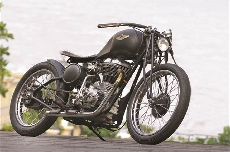 Modern classic: Rajputana Lightfoot - Feature - Autocar India