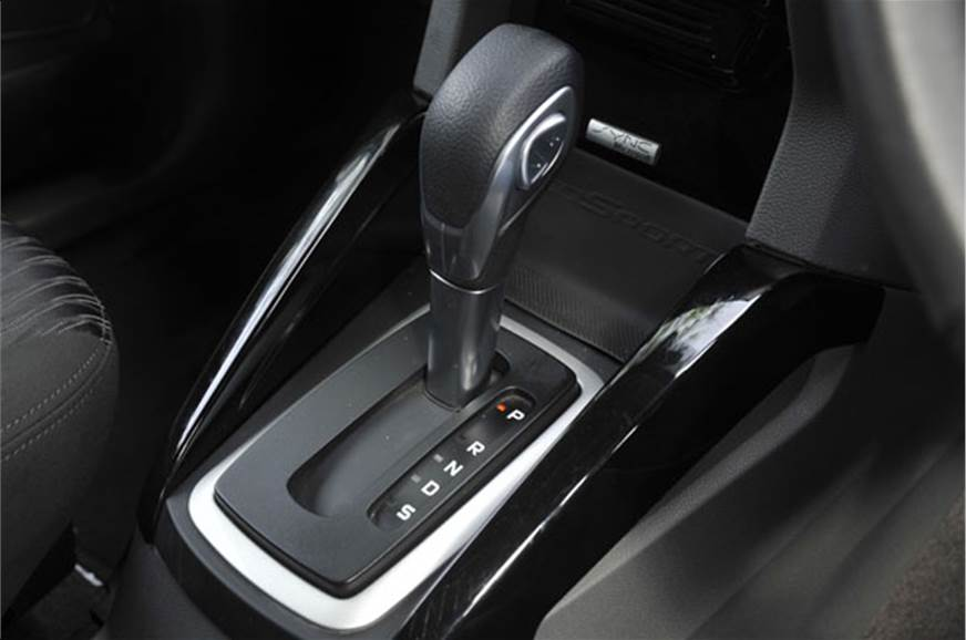 Ford EcoSport PowerShift Automatic review, test drive - Autocar India