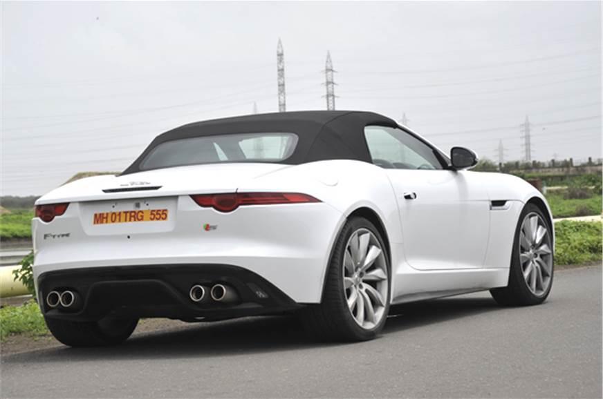 New Jaguar F-Type review, test drive - Autocar India