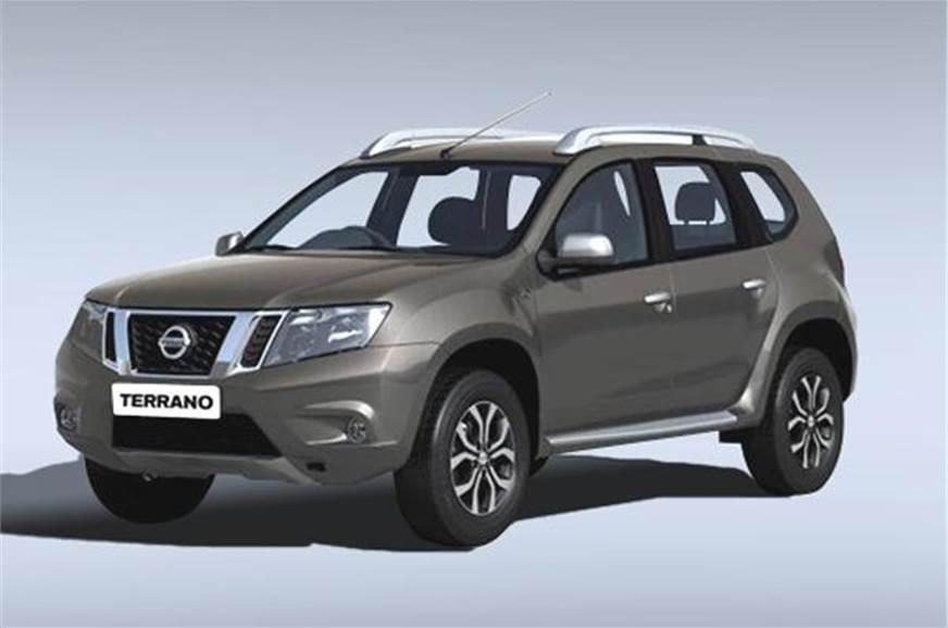 New Nissan Terrano SUV variant details - Autocar India