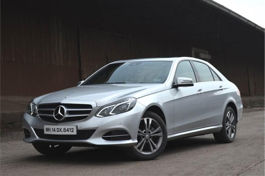 New 2013 Mercedes Benz E200 Cgi Review Test Drive Autocar India