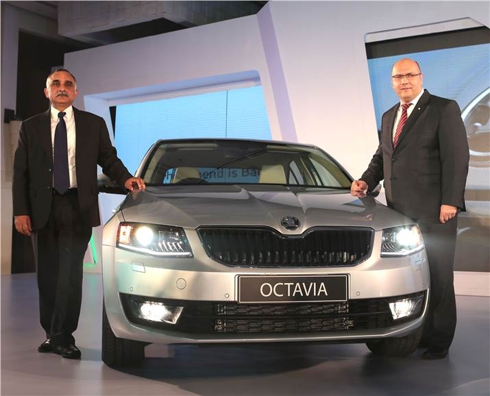 New 2017 Skoda Octavia Launched At Rs 13 9 Lakh