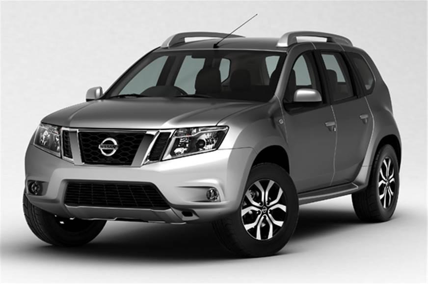 Nissan Terrano Gets Optional Third Row Seat Autocar India