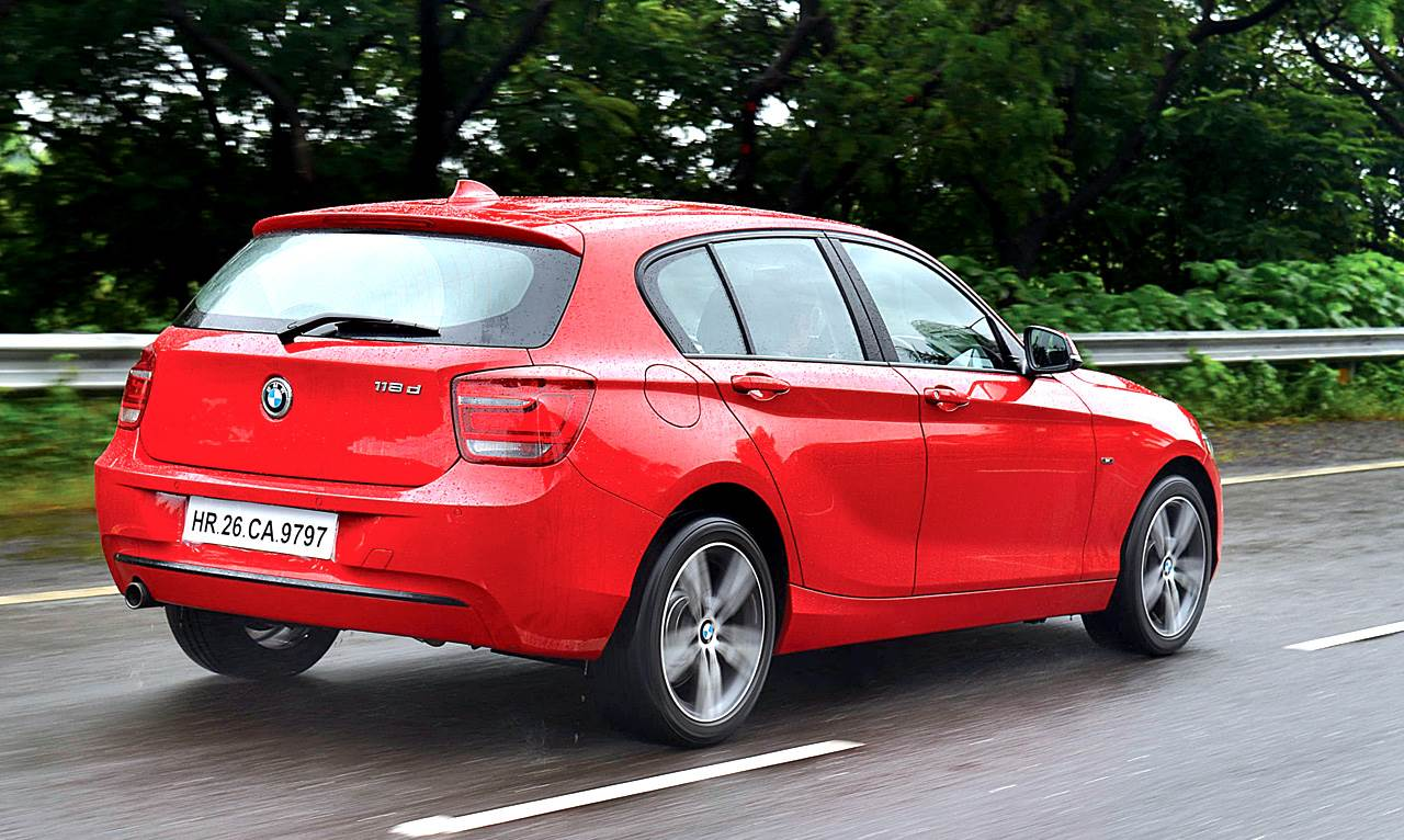 New Bmw 1 Series Review Test Drive Autocar India