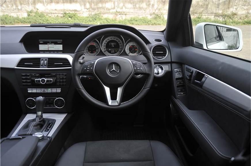2013 Mercedes C 220 CDI Edition C review, test drive - Autocar India