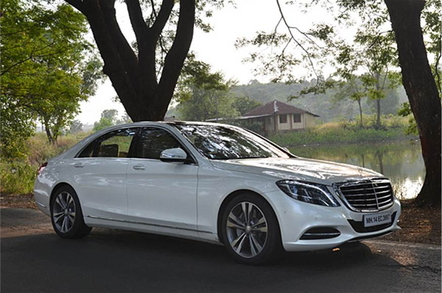 New 2014 Mercedes S-class India review, test drive - Autocar