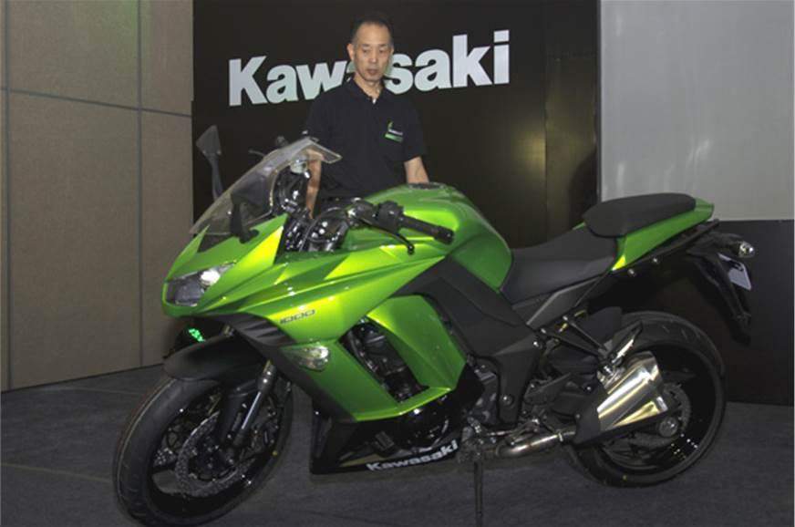 Kawasaki Z1000 Ninja 1000 Launched At Rs 125 Lakh Autocar India