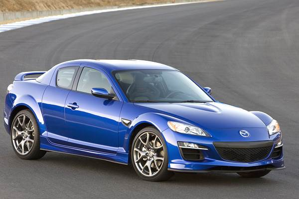 2016 Mazda Rx7 >> New Mazda Rx 7 Likely By 2016 Autocar India