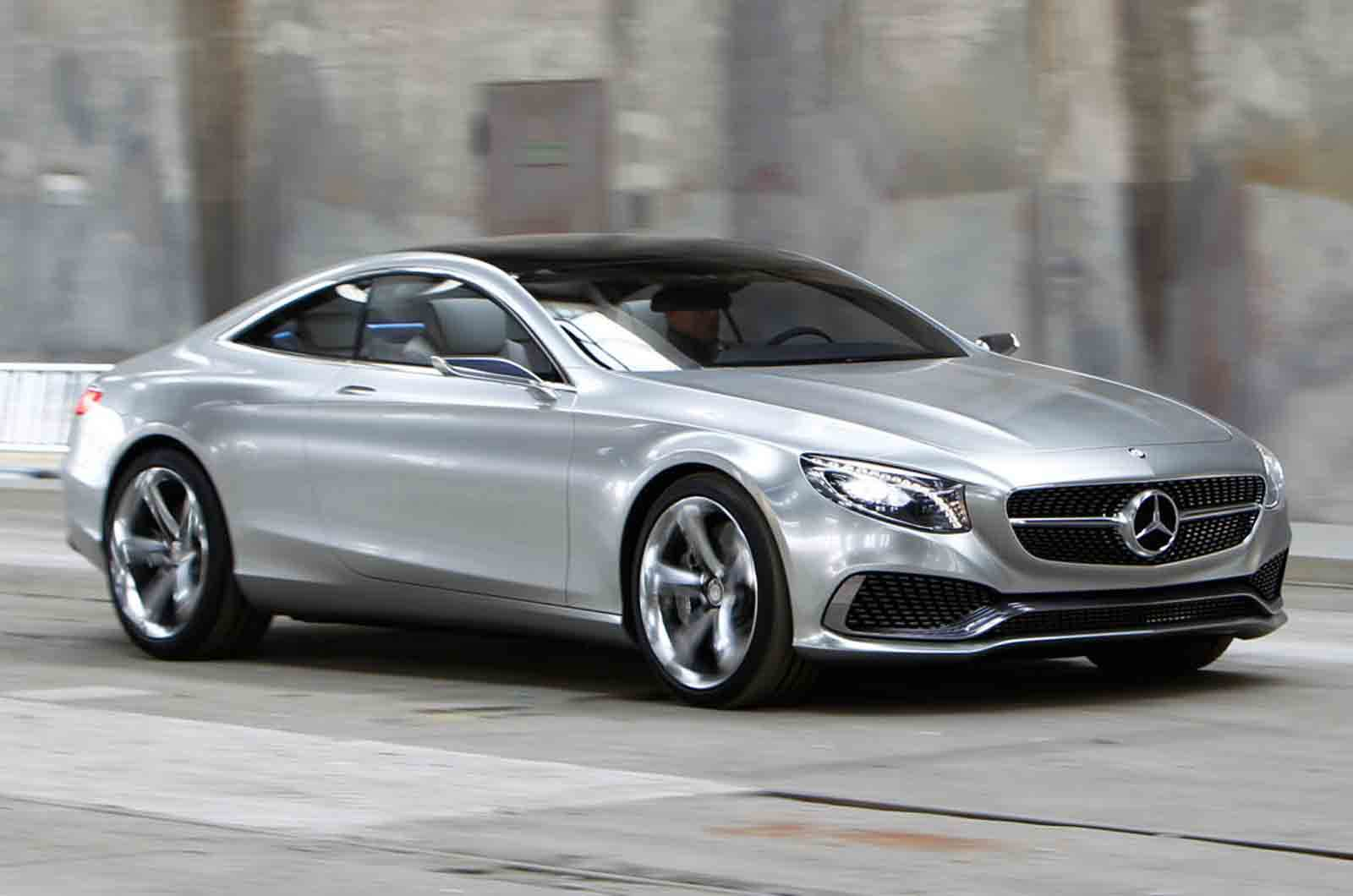 Mercedes Benz S Class Coupe Slated For 2014 Launch Autocar India