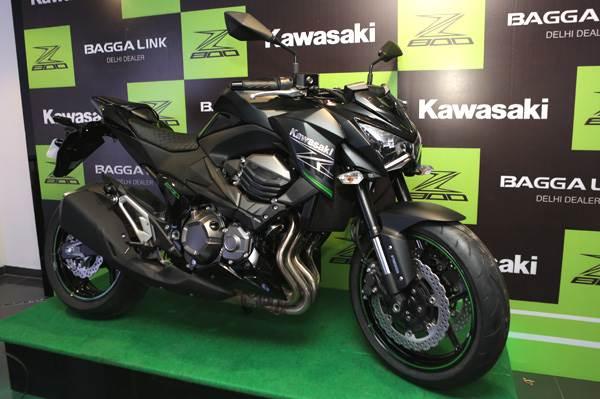 Kawasaki Z800 Launched Autocar India
