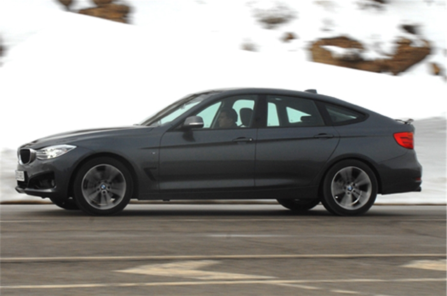 New 2014 bmw 3 series gt review test drive autocar india the new bmw 3 series gt will be showcased at the upcoming auto expo 2014 sciox Choice Image