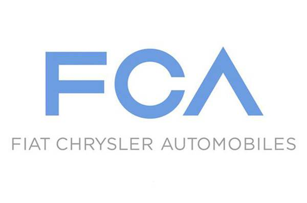 Fiat Chrysler Get New Logo Autocar India