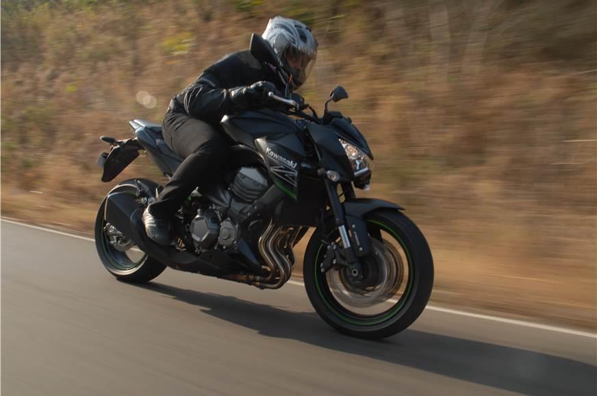 New Kawasaki Z800 review, test ride - Autocar India