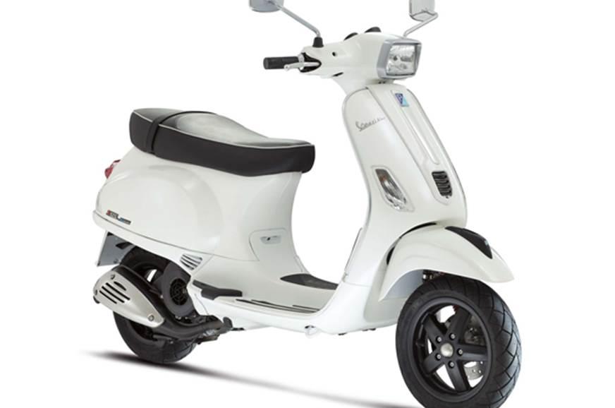 Piaggio Vespa S scooter goes on sale - Autocar India