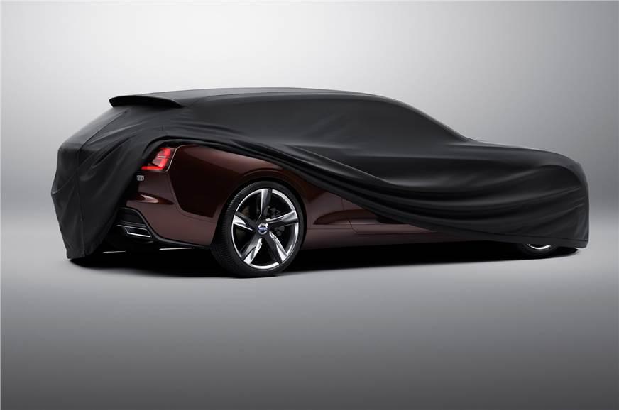 Geneva 2014 New Volvo Estate Concept Teased Autocar India