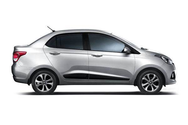 The Hyundai Xcent Due For Launch On Wednesday March 12 Is Based