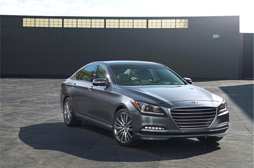 Hyundai considering Genesis launch in India  Autocar India