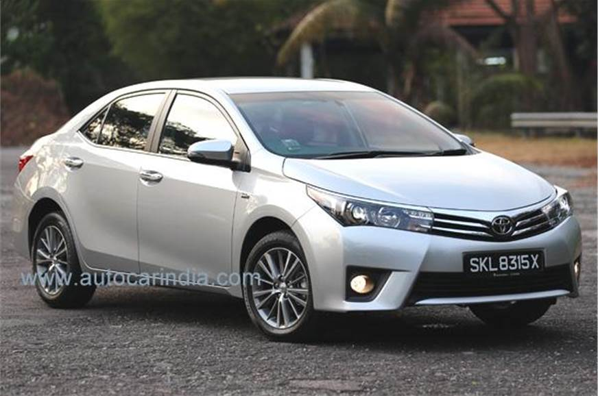 New Toyota Corolla Altis review, test drive - Autocar India