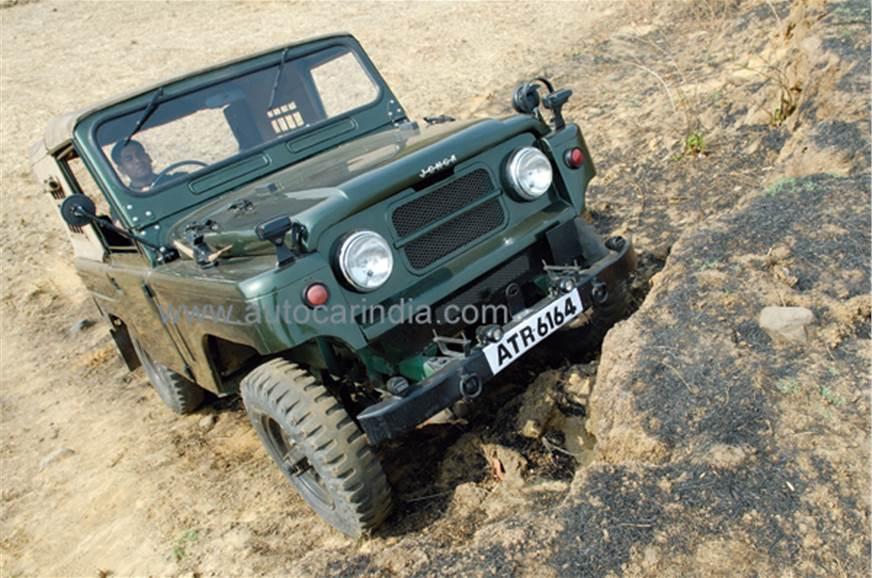 Operation Jonga - Feature - Autocar India