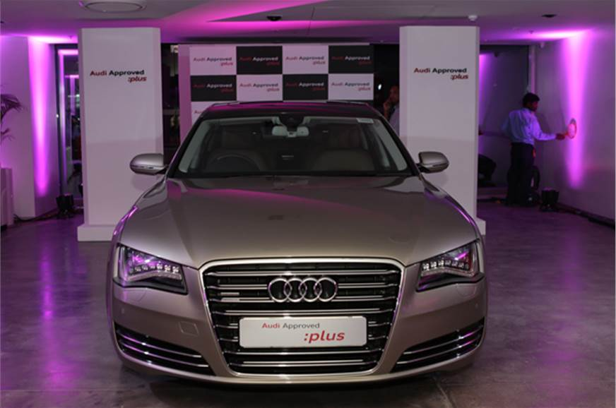 Audi Opens Pre Owned Car Showroom Autocar India